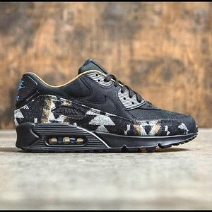 NIKE PENDLETON X AIR MAX 90 PND QS SZ 10 NEAR MINT